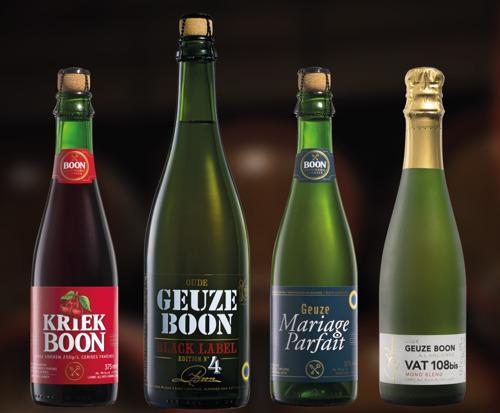 Brouwerij Boon wint op World Beer Awards 2020 brons, zilver én goud in categorie 'Geuze'