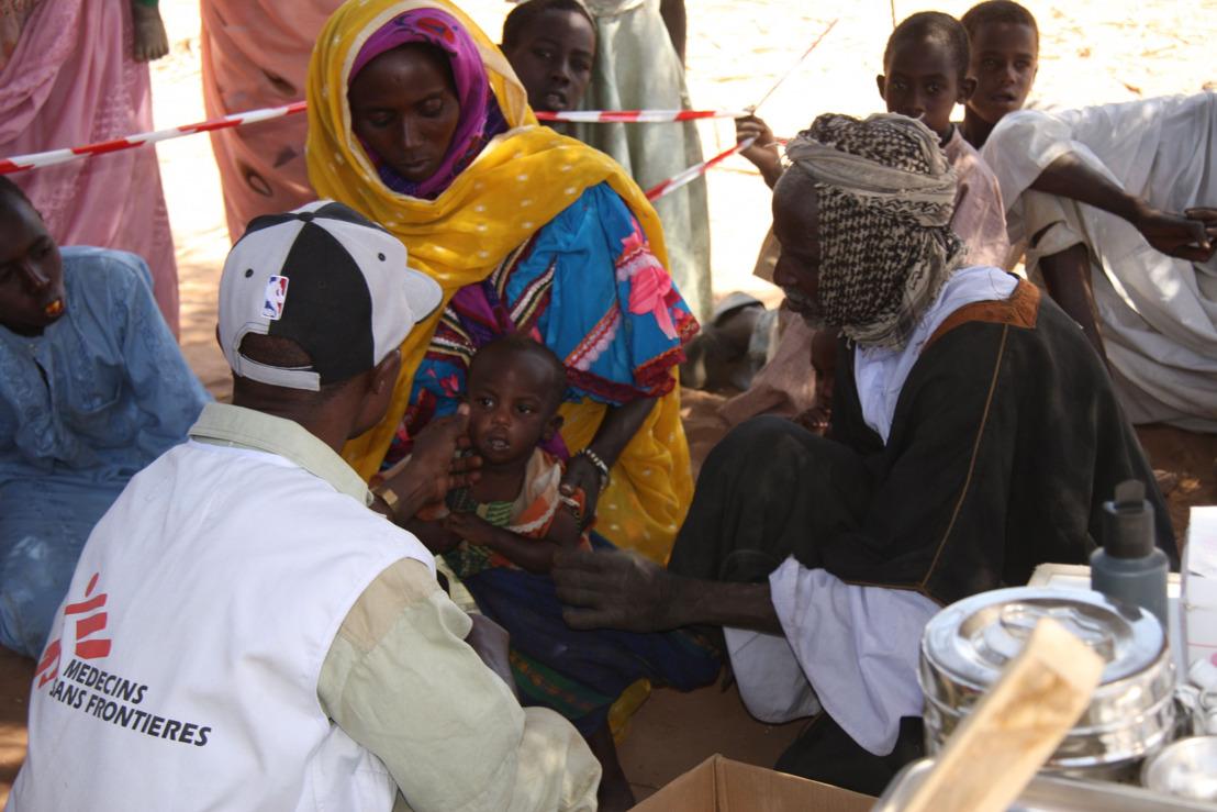 A l'est du Tchad, le choléra continue de se propager