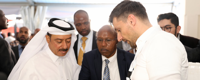 Preview: MIDDLE EAST COUNTRIES EYE KENYA AS AFRICA'S TRADING HOTSPOT AT THE BIG 5 CONSTRUCT KENYA 2019
