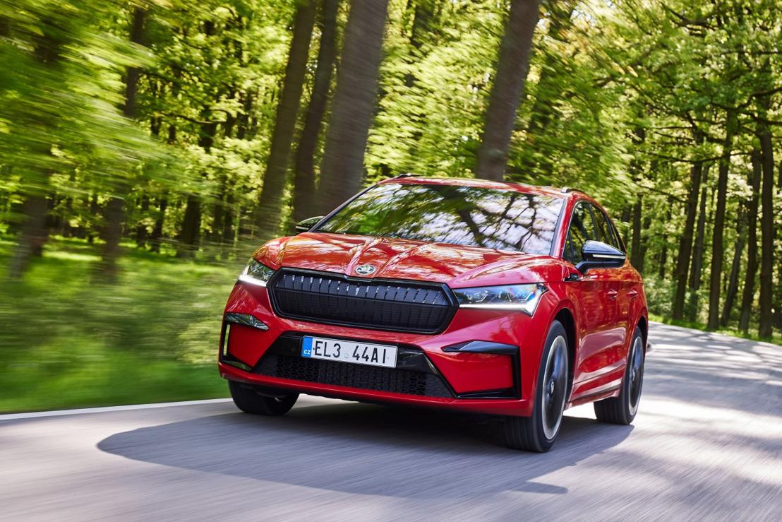 Elektrische voertuigen bieden maximale veiligheid