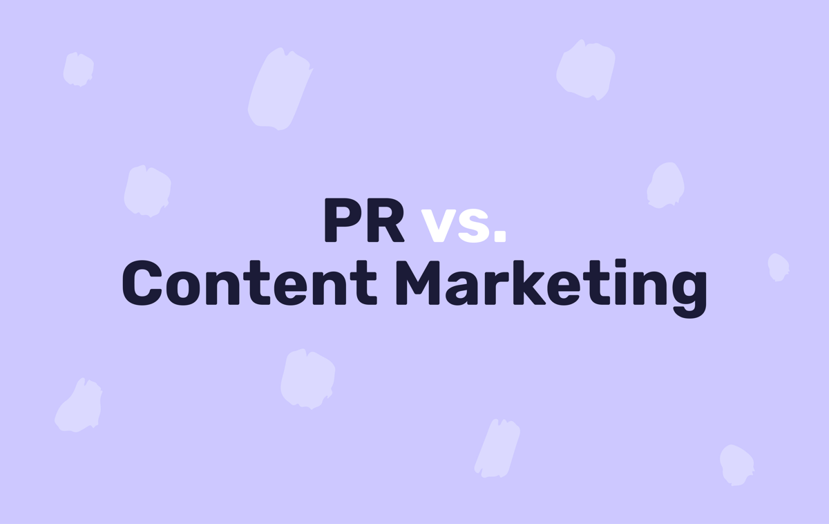 What PR can learn from Content Marketing