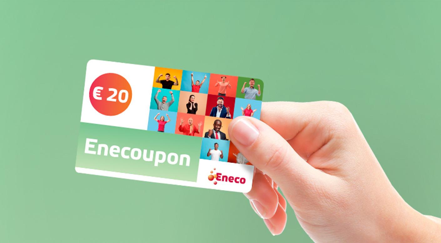 Eneco pakt samen met zijn klanten de gevolgen van de coronacrisis aan