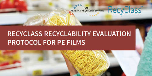 Is your plastic film recyclable? Test it!