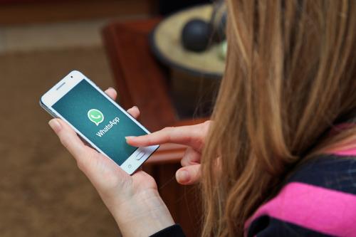 KBC klanten maken enthousiast gebruik van WhatsApp chat.