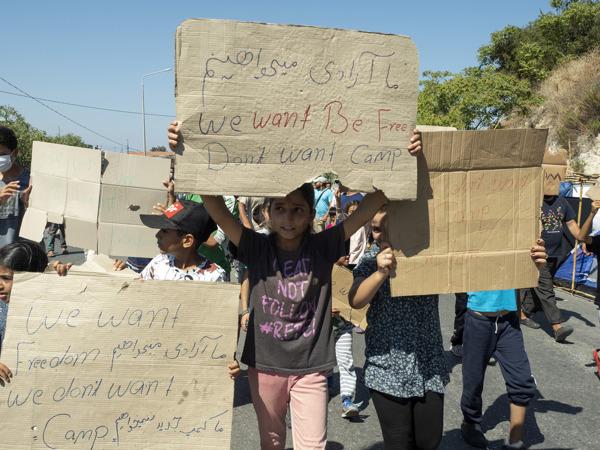 Preview: Pacte de migration européen : selon MSF, il est difficile de croire en un nouveau départ