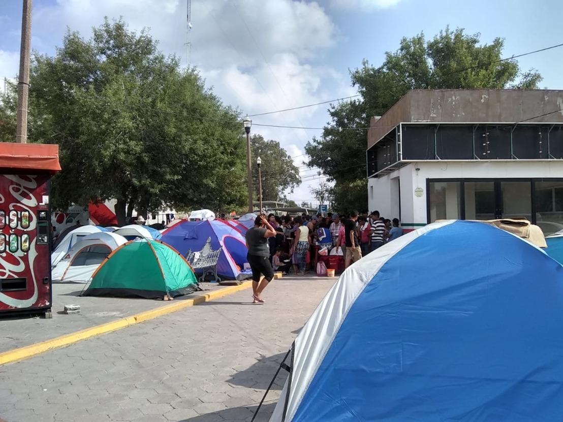 Mexique : La politique migratoire américaine met en danger la vie des demandeurs d'asile dans l'Etat de Tamaulipas