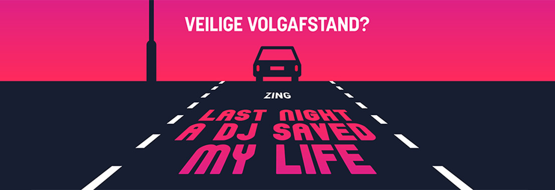 "VSV en Bonka Circus laten chauffeurs ""Last Night A DJ Saved My Life"" zingen"