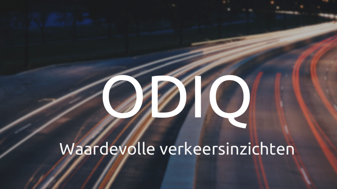 Localyse lanceert ODIQ, online verkeersinformatietool op basis van Google Maps
