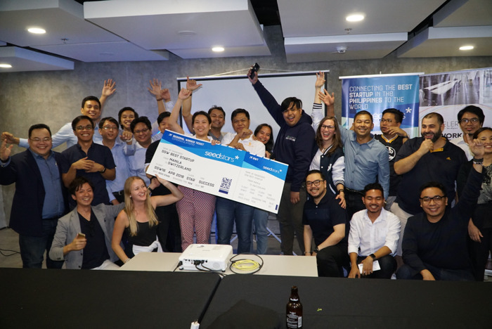 SERVEHAPPY JOBS NAMED THE PHILIPPINES BEST STARTUP AT SEEDSTARS MANILA