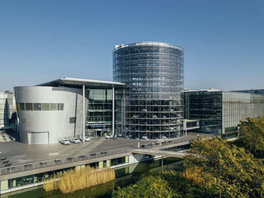De ID.3 wordt vanaf de herfst van 2020 geassembleerd in de Gläserne Manufaktur in Dresden