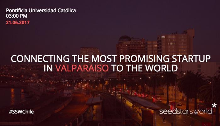 Descubre a las mejores startups de Valparaiso que compiten por ser las mejores startups durante Seedstars Valparaiso
