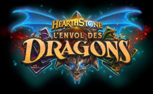 Les joueurs de Hearthstone® investissent les cieux dans L'Envol des Dragons™