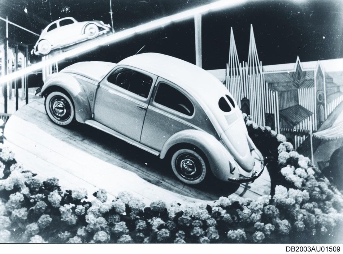 70 ans d'importation Volkswagen en Belgique