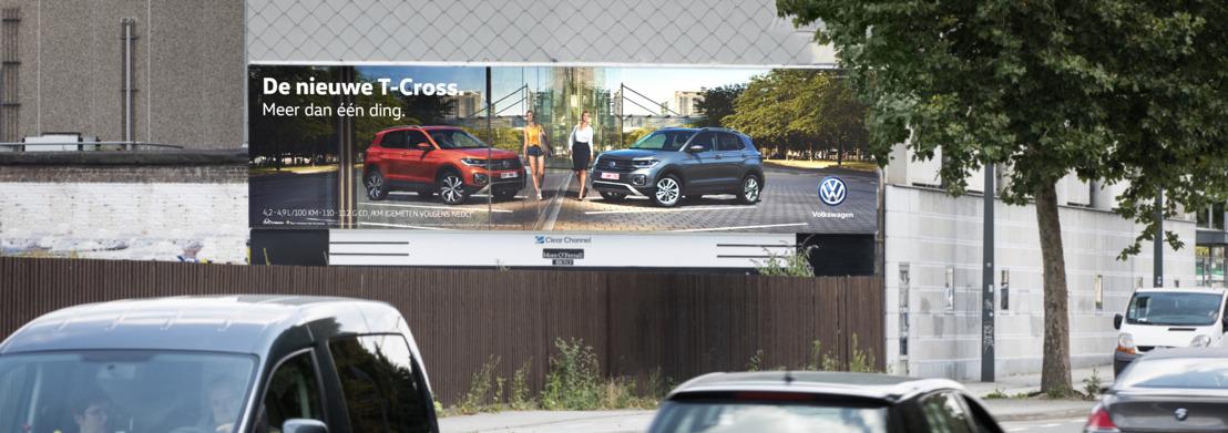 Dankzij Volkswagen en DDB kan u zijn wie u wil met de nieuwe T-Cross.