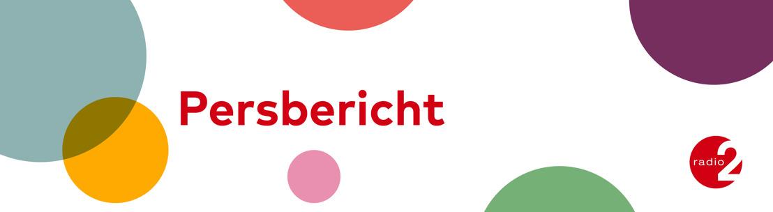 Niels Destadsbader & Regi winnen de Radio 2 Zomerhit 2021 met 'De wereld draait voor jou'