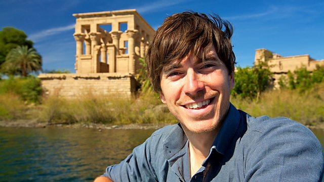 Simon Reeve's Sacred Rivers - De Nijl - (c) BBC