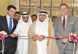 Opening of FM EXPO Saudi and Saudi Clean Expo 2017