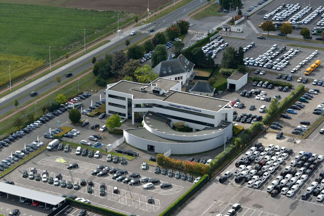 Volkswagen D'Ieteren Finance viert zijn 5de verjaardag