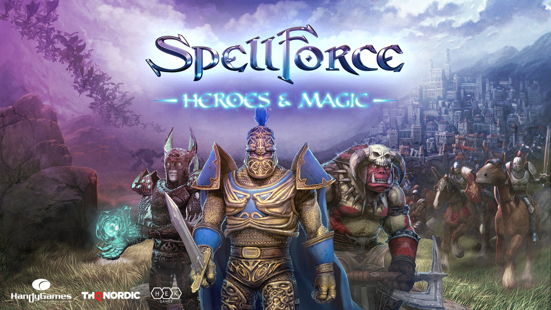 It's a kind of Magic: SpellForce - Heroes & Magic out today!