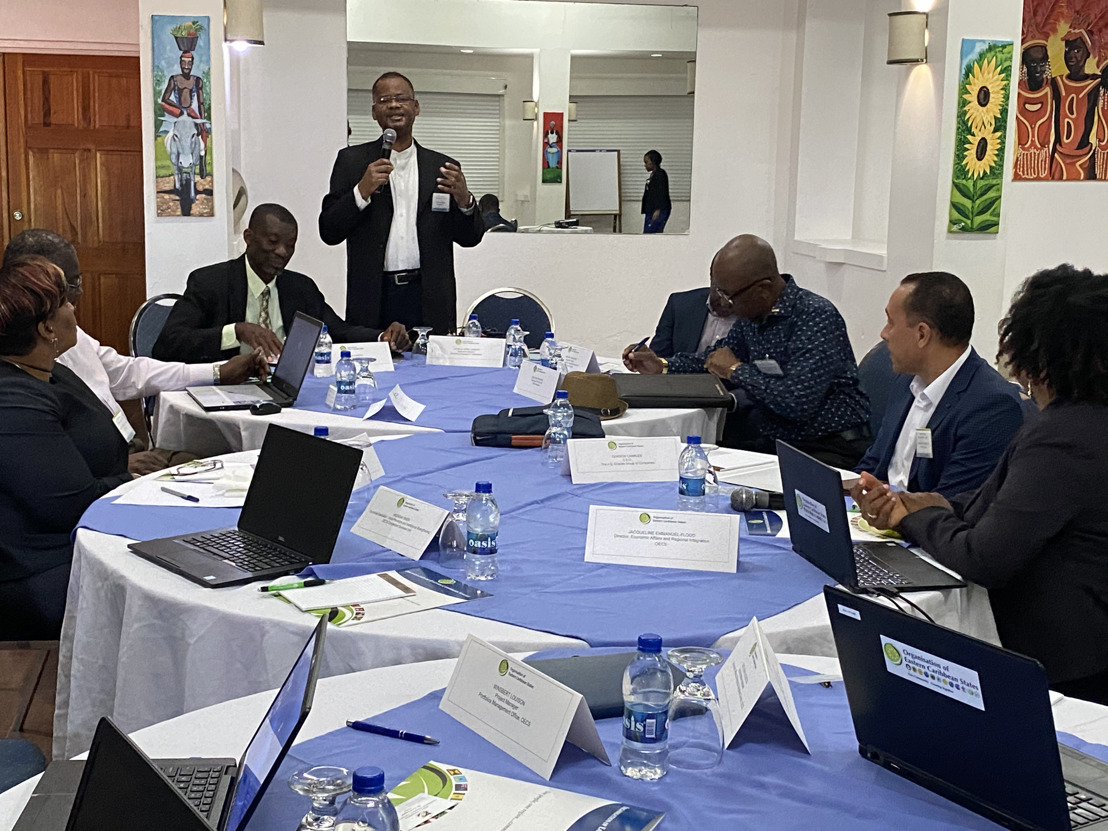 Revitalising the OECS Business Council