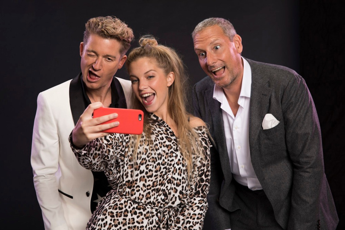 Bab Buelens gaat backstage tijdens Dancing with the Stars