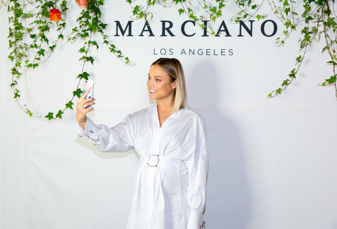 Rose Bertram celebrates the Marciano Los Angeles FW17 Collab with an exclusive dinner in Amsterdam