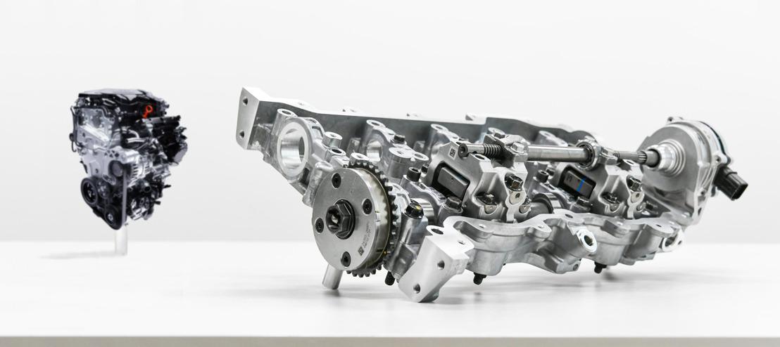 Hyundai présente la technologie inédite des moteurs CVVD