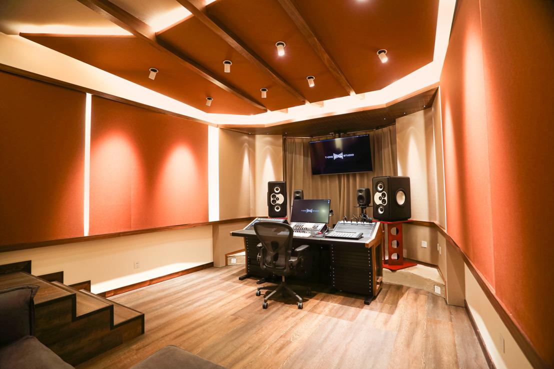 WSDG Completes Inner Mongolia's T-One Studios Via Cutting-Edge 'Virtual Design Program'