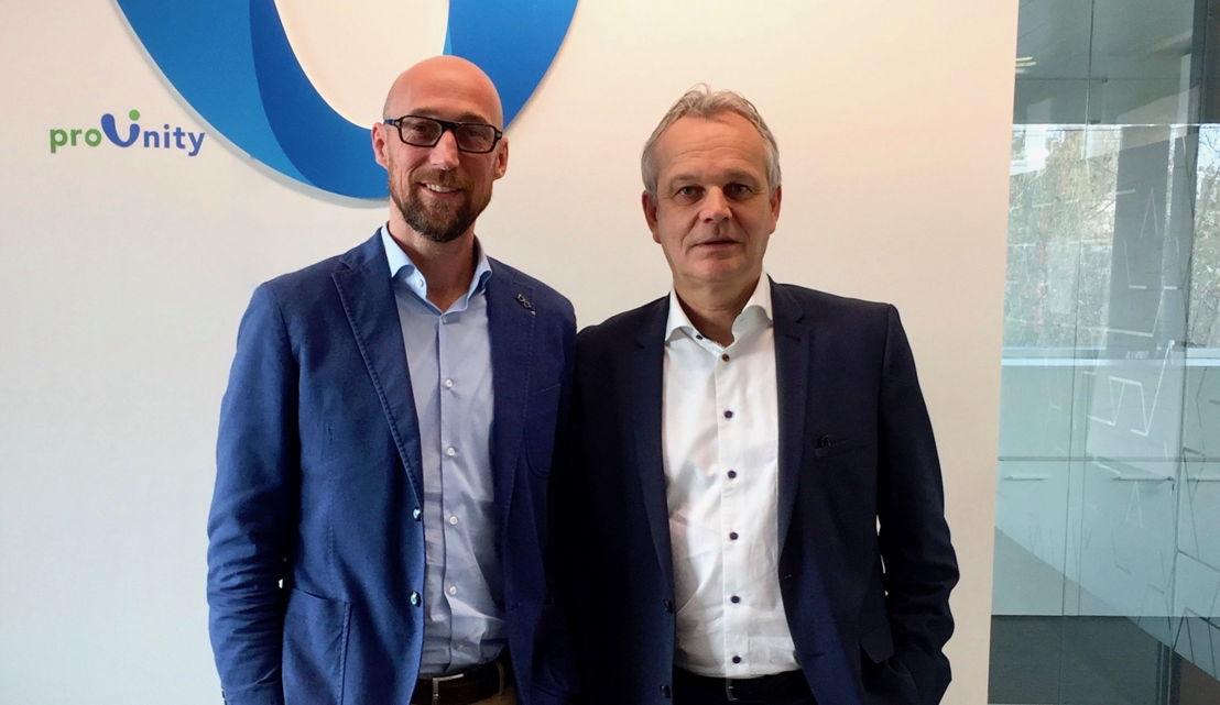 David Muyldermans en Patrick Lootens