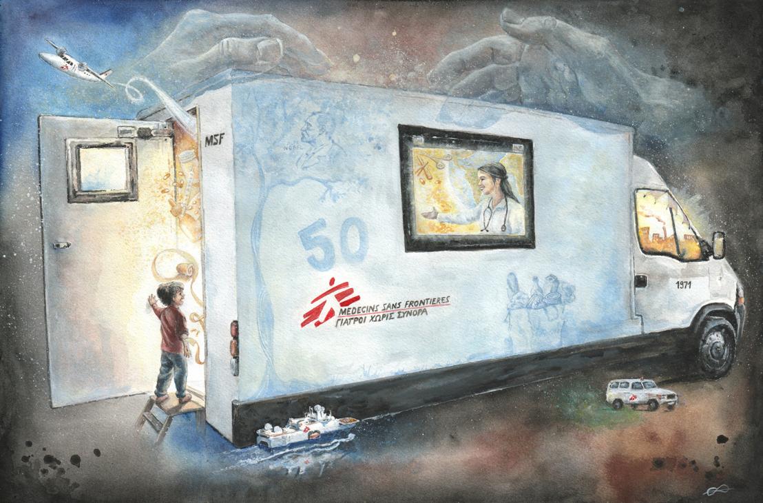 BD Fil – MSF : l'importance du témoignage à travers la bande dessinée