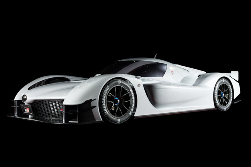 GR Super Sport Concept visits the 24 Hours of Le Mans