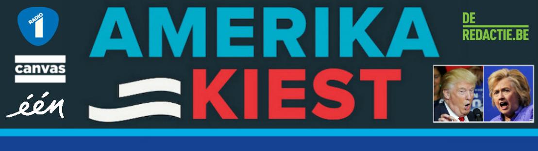 Amerika kiest: rechtstreekse marathonuitzendingen op radio, tv en online tijdens de Amerikaanse verkiezingsnacht