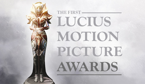 gamigo presents the Lucius Motion Picture Awards!