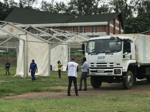 Malawi: COVID-19 'second wave' overwhelms health care system