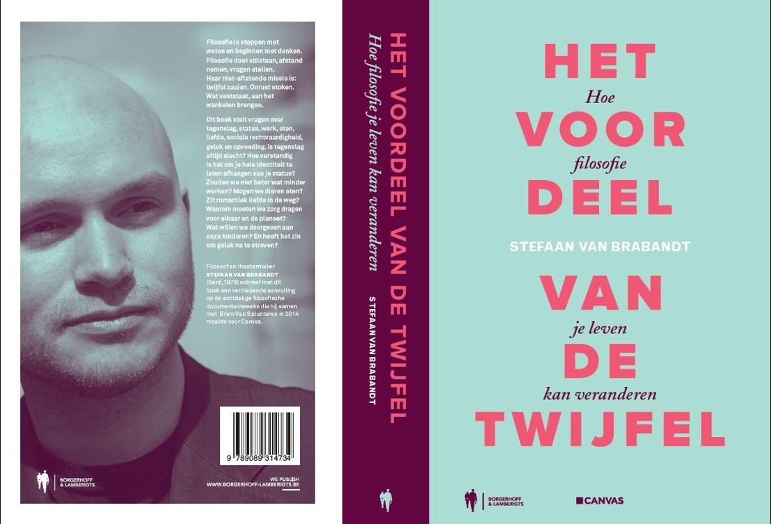 De cover van het boek bij de reeks - (c) Borgerhoff & Lamberigts - VRT