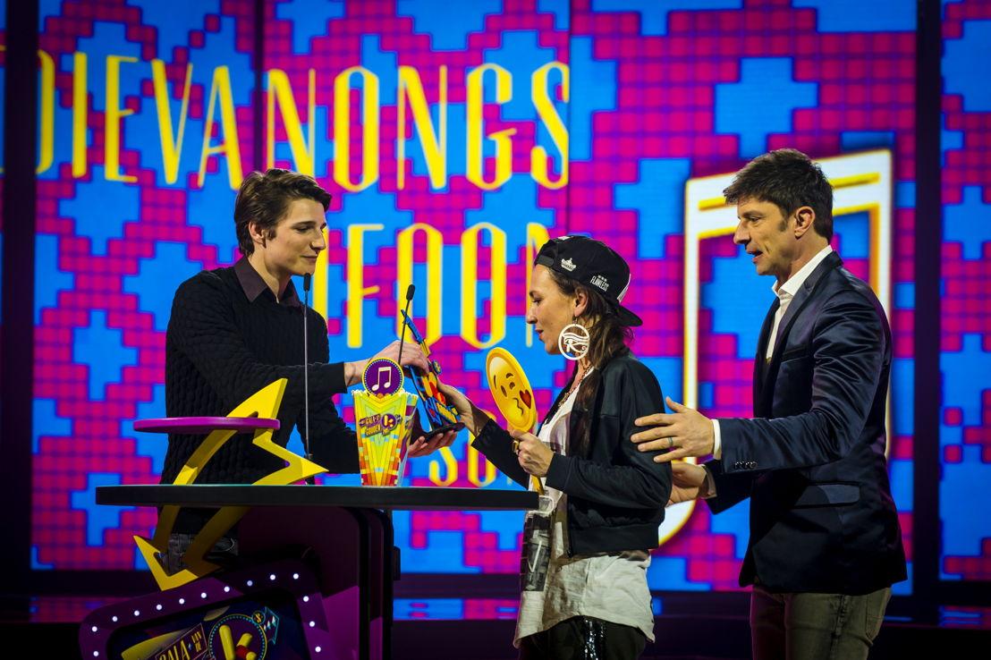 Song van het jaar: IFoon van Slongs Dievanongs - (c) Frederik Beyens