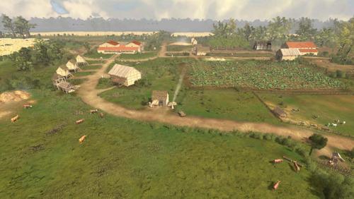Haalt landschapskunst de oude Romeinen uit de grond?