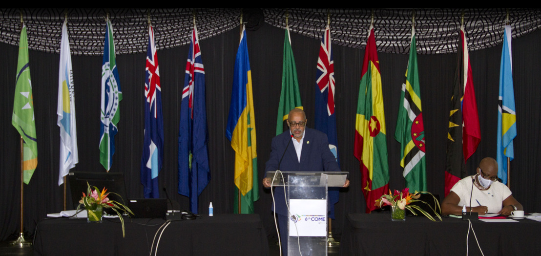 Press Briefing for 6th OECS Council of Ministers: Education Meeting