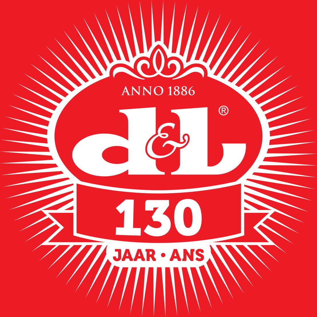 Logo 130 jaar DL