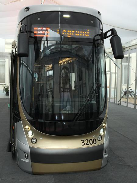Preview: La STIB commande 30 nouveaux trams supplémentaires