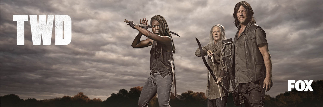 The Walking Dead returns to Asia for second half of season nine on FOX, February 11, 2019