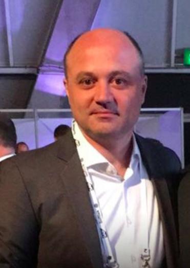 Hernán Stía, VP de marketing