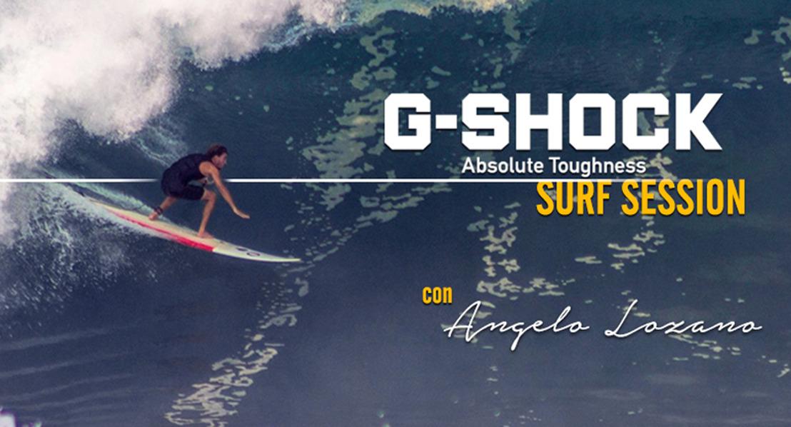 VIVE EL LADO MÁS EXTREMO DEL MAR JUNTO A G-SHOCK EN EL SURF OPEN LEAGUE
