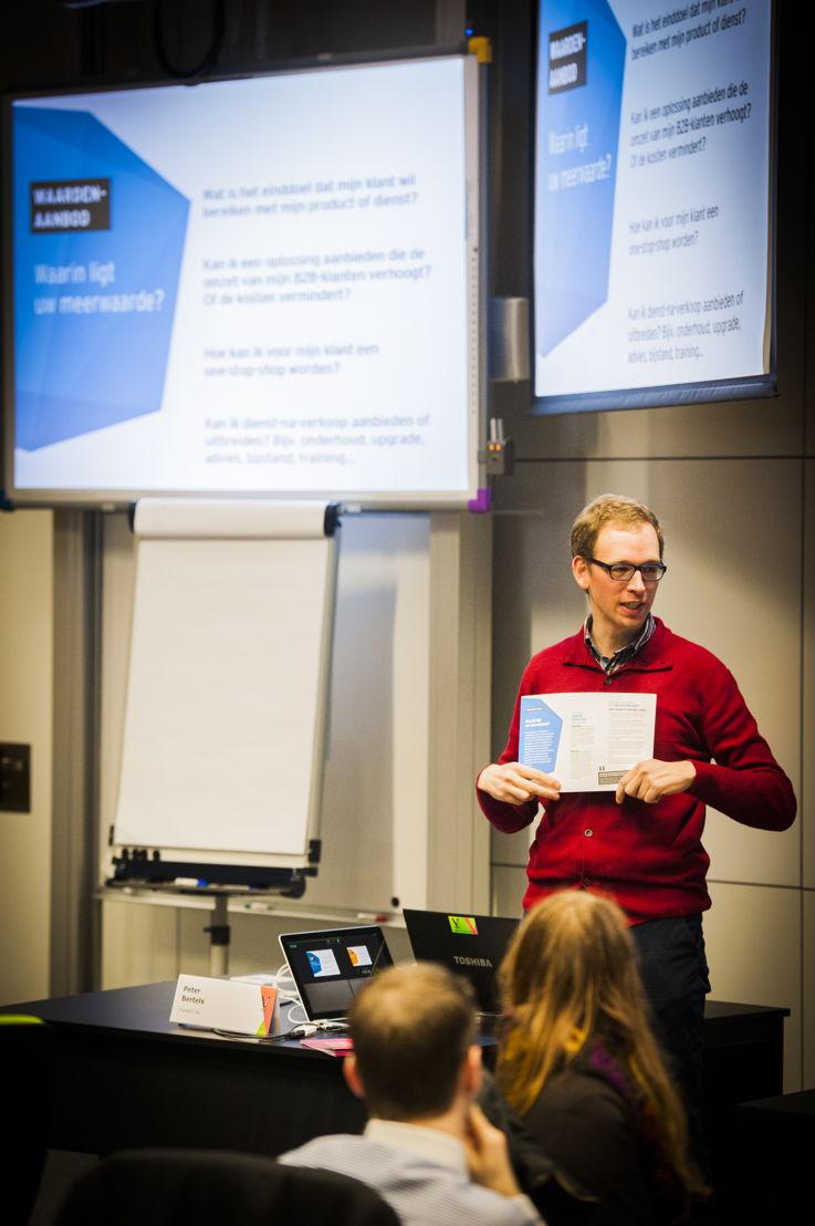Peter Bertels, Project Manager @Flanders DC