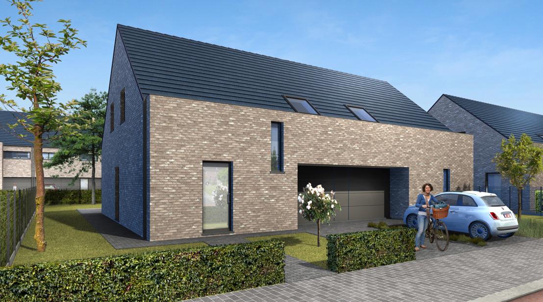 Nieuwe site Durabrik in rustige rand rond Brugge