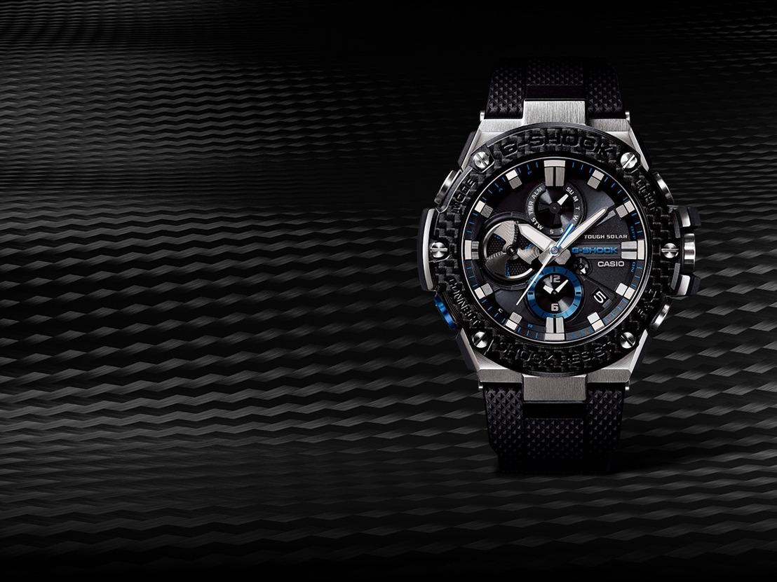 Casio apuesta por los relojes híbridos con la colección G-STEEL Connected