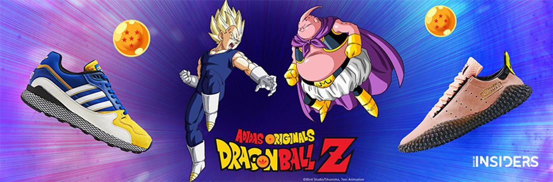 ¡La saga continua! El tercer drop de la colección adidas Originals x Dragon Ball Z ya esta aquí