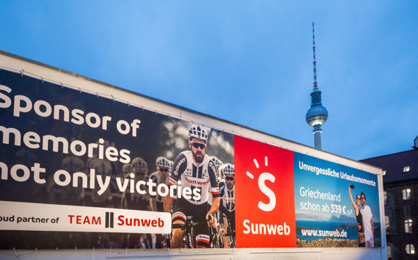 "Preview: Sunweb se retire comme partenaire principal de la ""Team Sunweb"""