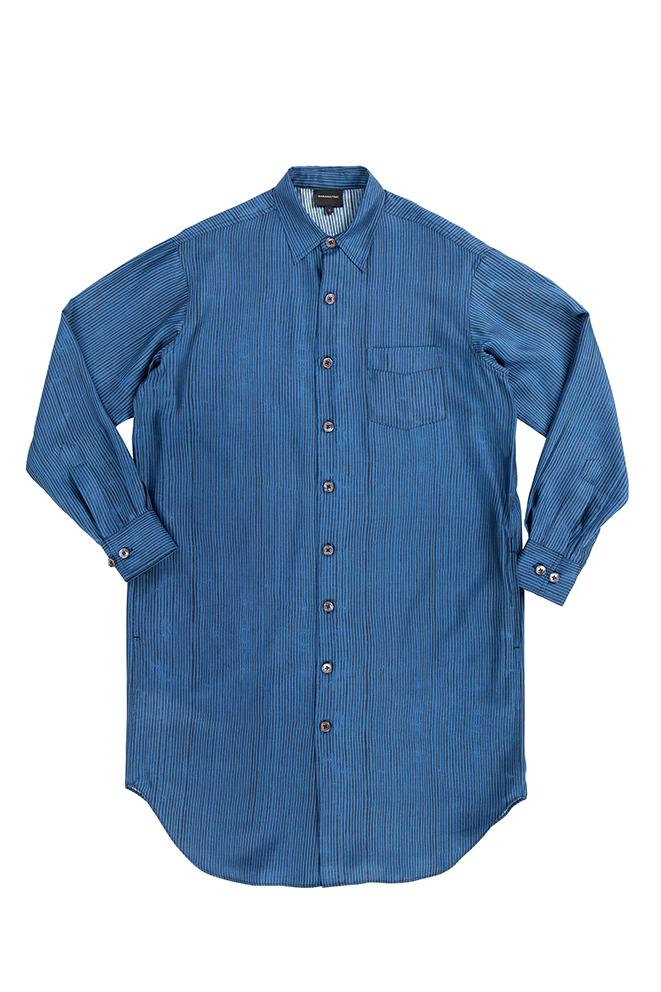 GR13 - Bananatime - bamboo long shirt - 380euro