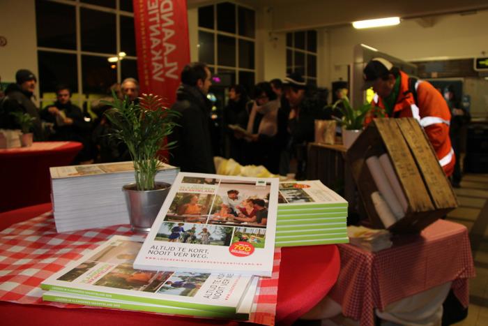 Logeren in Vlaanderen lanceert nieuw logiesboek